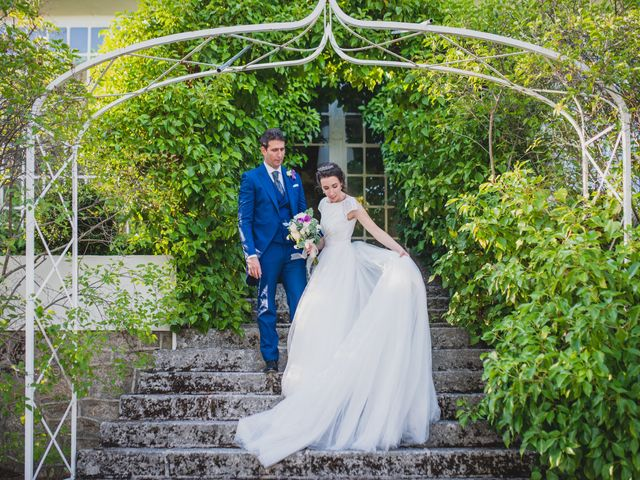 La boda de Ernesto y Joana en Hoyo De Manzanares, Madrid 68