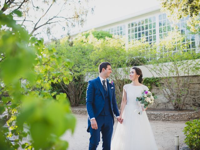 La boda de Ernesto y Joana en Hoyo De Manzanares, Madrid 76