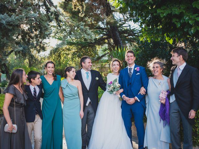 La boda de Ernesto y Joana en Hoyo De Manzanares, Madrid 86