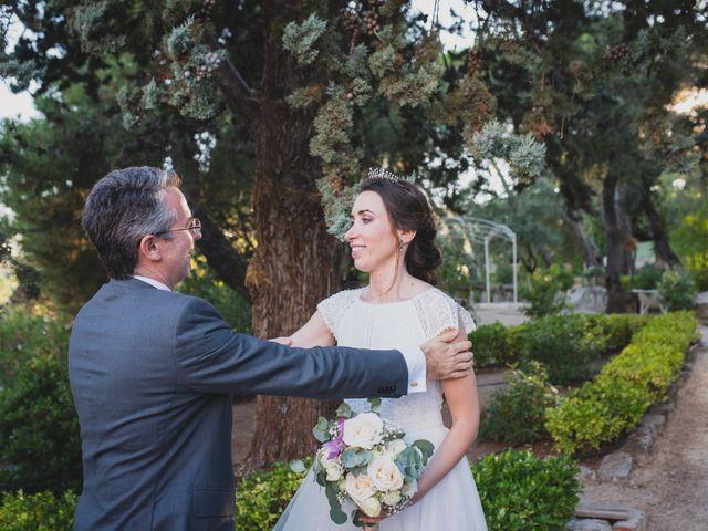 La boda de Ernesto y Joana en Hoyo De Manzanares, Madrid 91