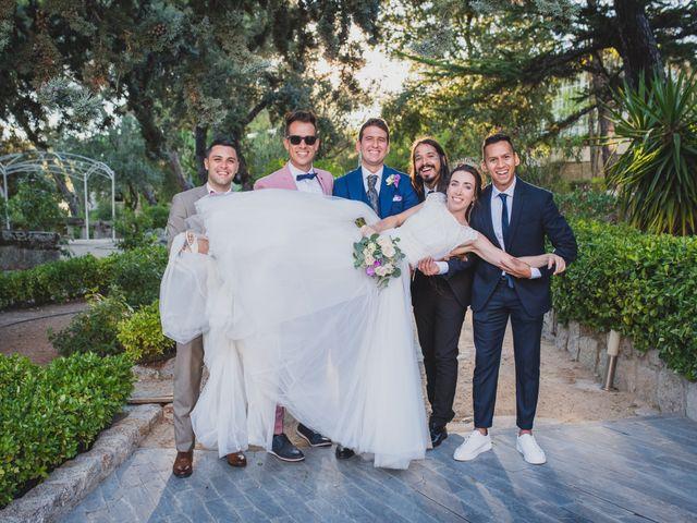 La boda de Ernesto y Joana en Hoyo De Manzanares, Madrid 94