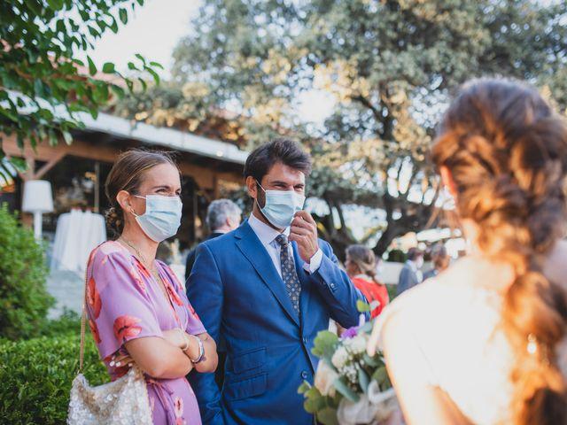 La boda de Ernesto y Joana en Hoyo De Manzanares, Madrid 101