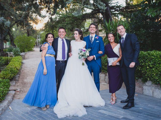 La boda de Ernesto y Joana en Hoyo De Manzanares, Madrid 107