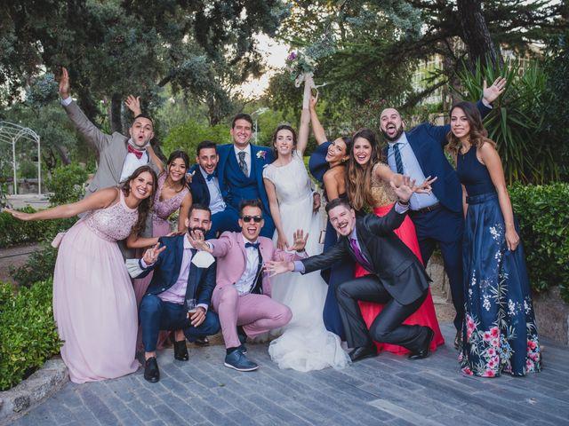 La boda de Ernesto y Joana en Hoyo De Manzanares, Madrid 110