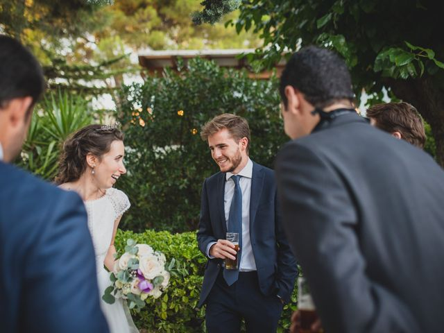 La boda de Ernesto y Joana en Hoyo De Manzanares, Madrid 113