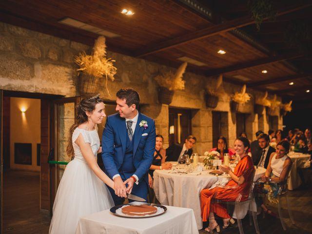 La boda de Ernesto y Joana en Hoyo De Manzanares, Madrid 150