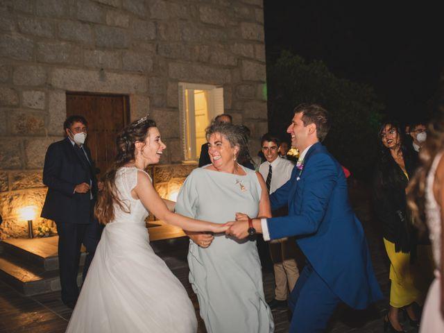 La boda de Ernesto y Joana en Hoyo De Manzanares, Madrid 166