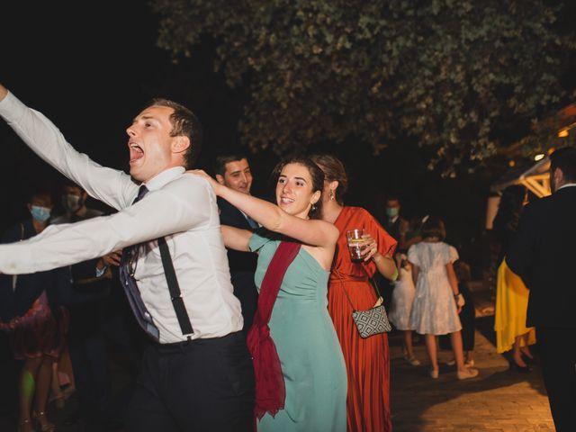La boda de Ernesto y Joana en Hoyo De Manzanares, Madrid 175