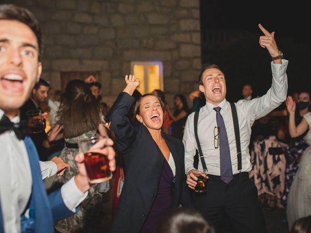 La boda de Ernesto y Joana en Hoyo De Manzanares, Madrid 176