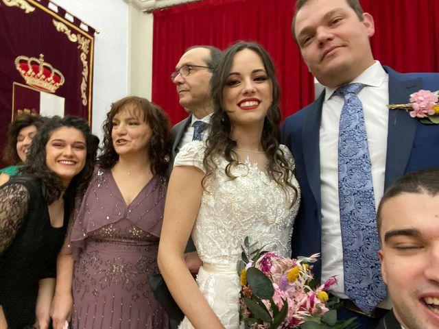 La boda de Daniel  y Sheila en Chinchilla De Monte Aragon, Albacete 3