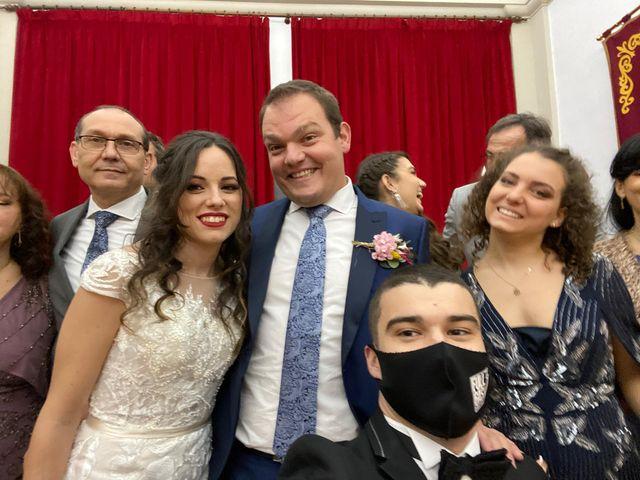 La boda de Daniel  y Sheila en Chinchilla De Monte Aragon, Albacete 4