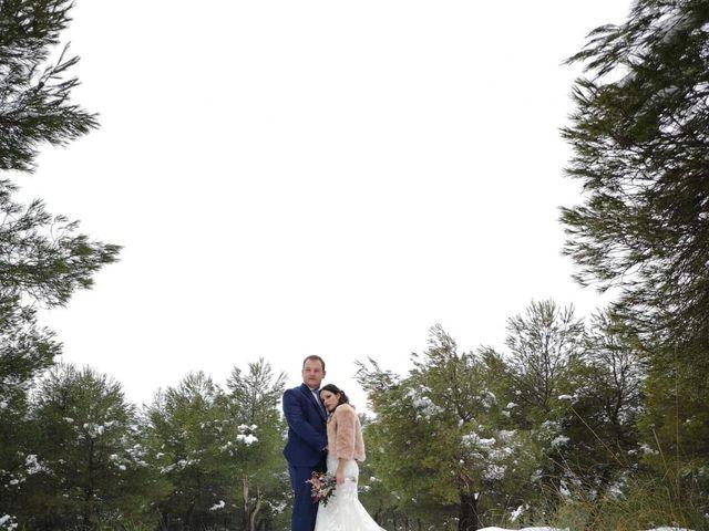 La boda de Daniel  y Sheila en Chinchilla De Monte Aragon, Albacete 1