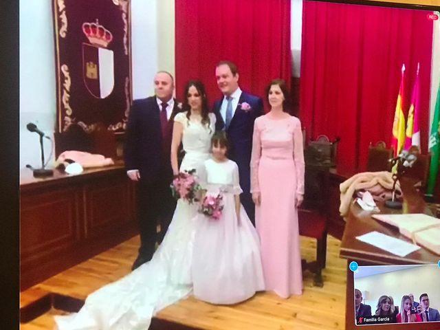 La boda de Daniel  y Sheila en Chinchilla De Monte Aragon, Albacete 6