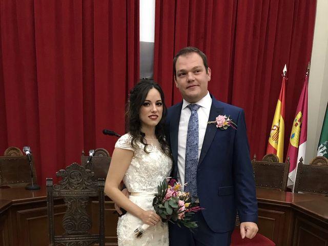 La boda de Daniel  y Sheila en Chinchilla De Monte Aragon, Albacete 2