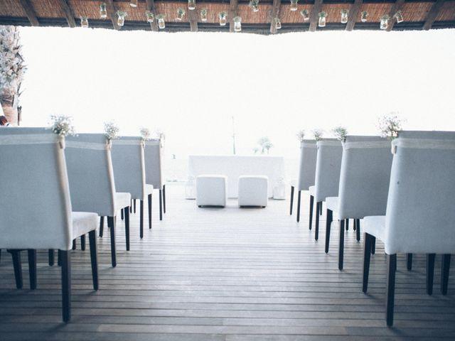 La boda de Pedro y Andrea en Málaga, Málaga 34