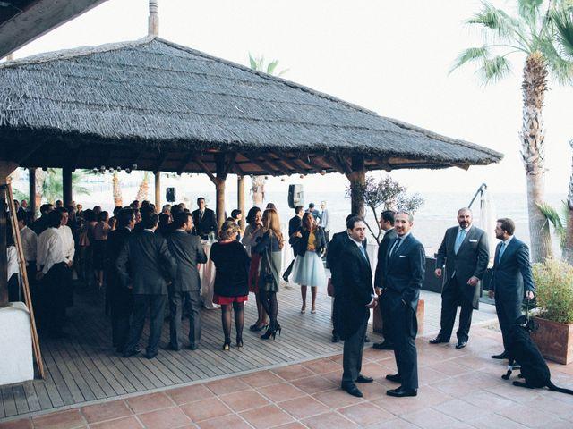 La boda de Pedro y Andrea en Málaga, Málaga 37