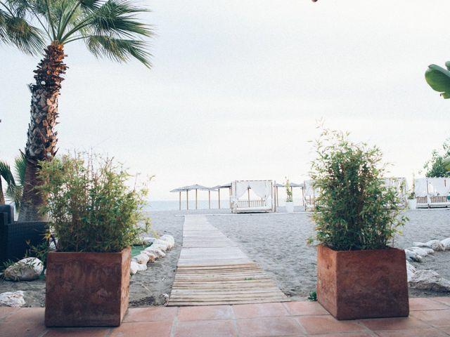 La boda de Pedro y Andrea en Málaga, Málaga 44