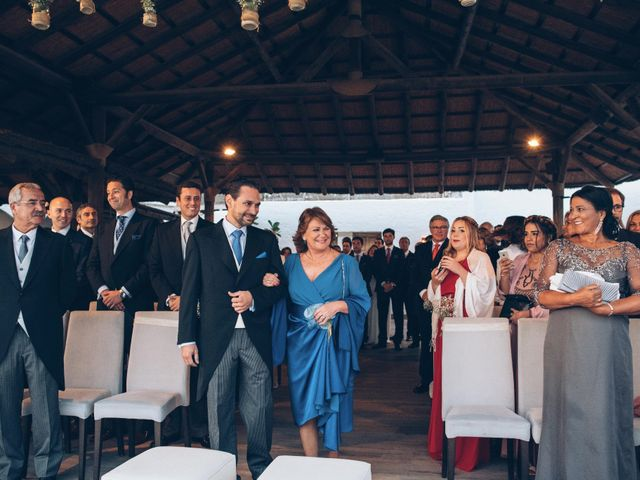La boda de Pedro y Andrea en Málaga, Málaga 46