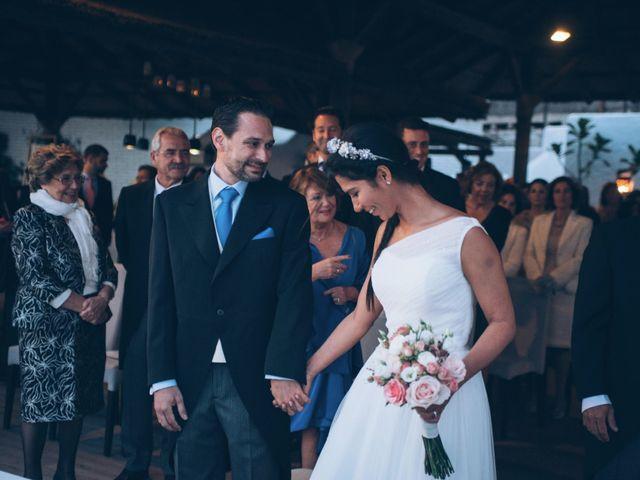 La boda de Pedro y Andrea en Málaga, Málaga 49