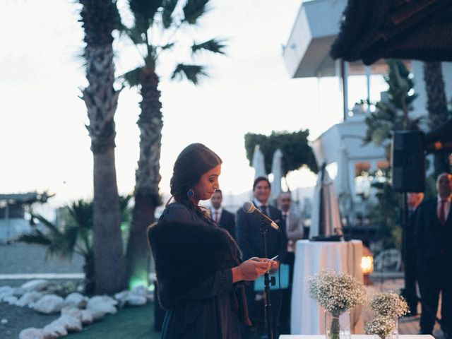 La boda de Pedro y Andrea en Málaga, Málaga 53