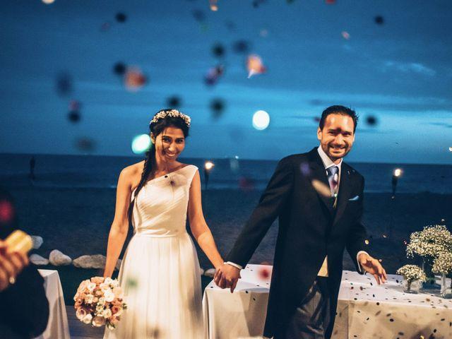 La boda de Pedro y Andrea en Málaga, Málaga 61