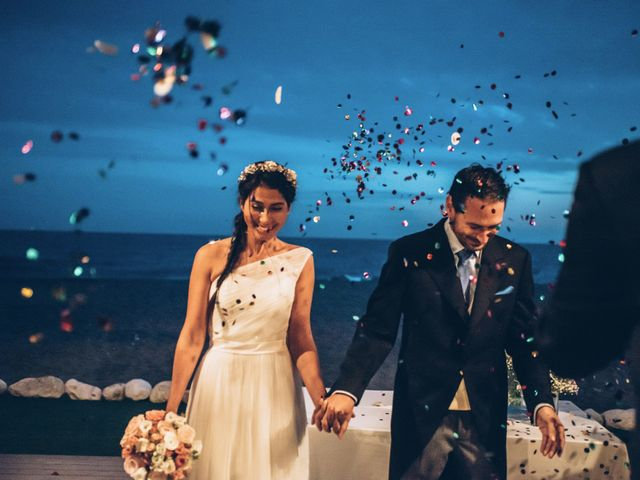 La boda de Pedro y Andrea en Málaga, Málaga 63