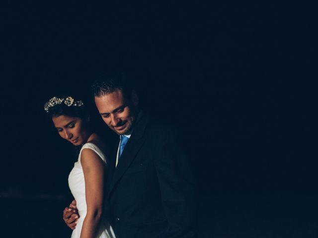 La boda de Andrea y Pedro