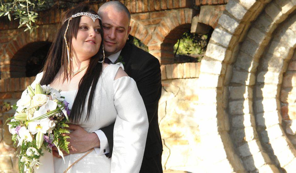 La boda de Javier y Isabel en Sabadell, Barcelona
