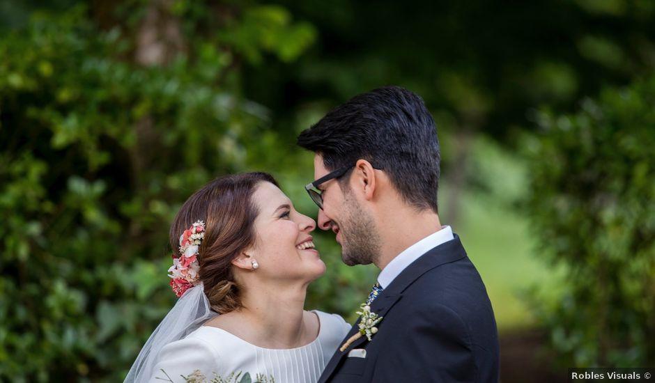La boda de Pablo y Patricia en Mondariz (Balneario), Pontevedra