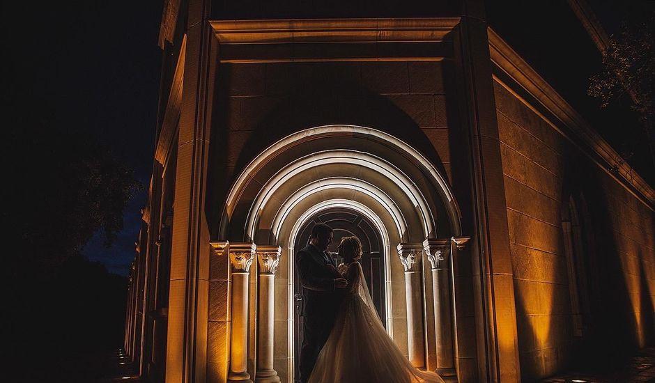 La boda de Germán  y Beatriz  en Madrid, Madrid