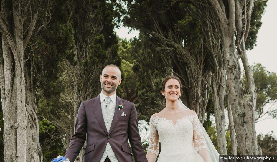 La boda de Dani y Judith en Las Palmas De Gran Canaria, Las Palmas