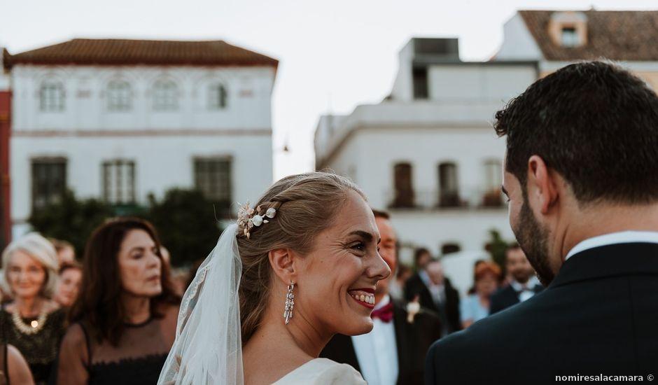 La boda de Ángel y Cristina en Sevilla, Sevilla