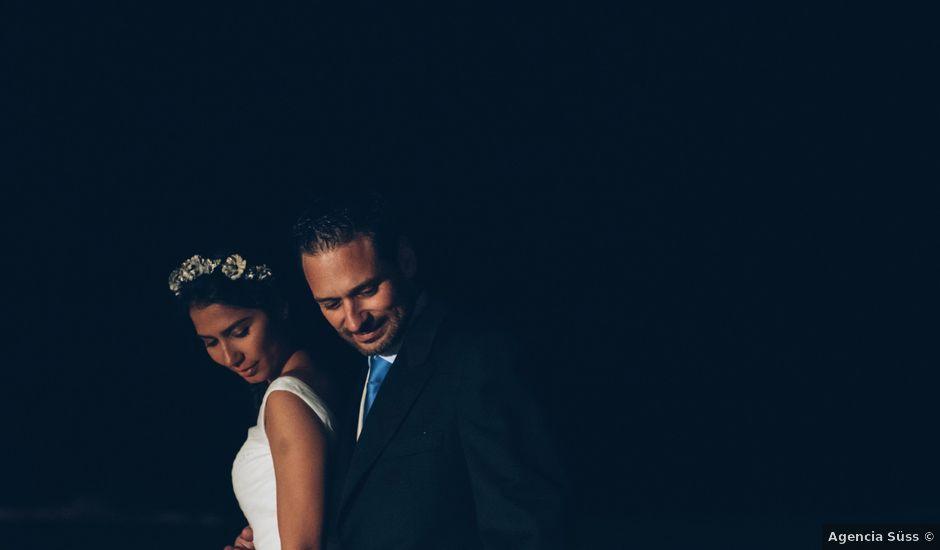 La boda de Pedro y Andrea en Málaga, Málaga