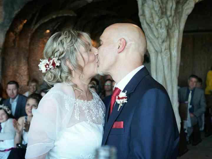 La boda de Isabel y Antonio