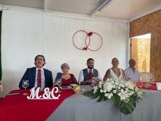 La boda de María del Pino y Caleb 3