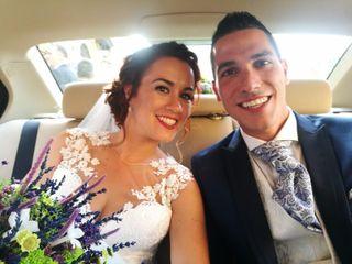 La boda de Patry y Gonzalo