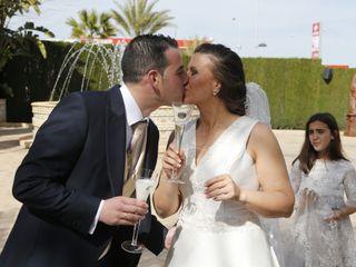 La boda de Beatriz y Ruben 1