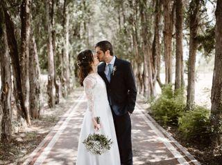 La boda de Laura y Borja