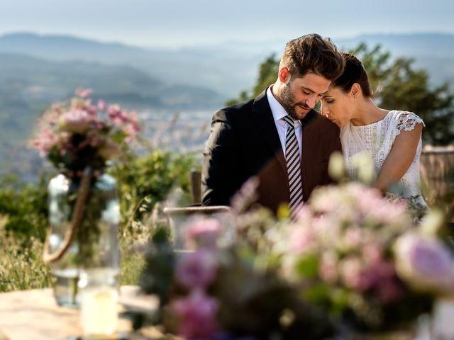 La boda de Angie y Xus