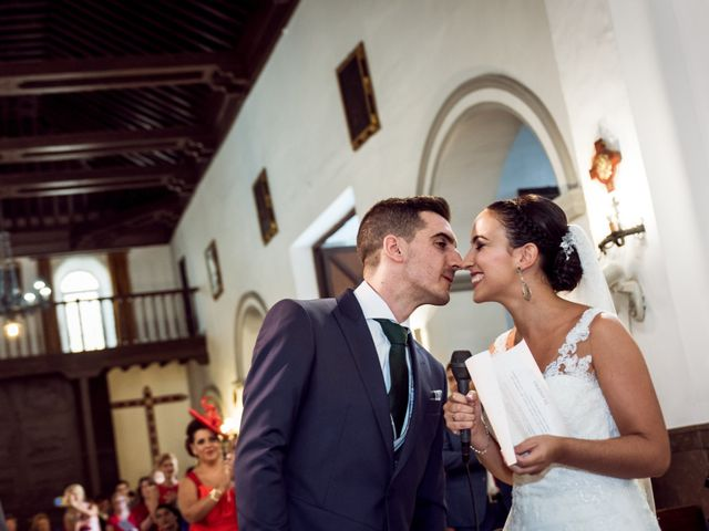 La boda de Jose Luis y Digna en Granada, Granada 2