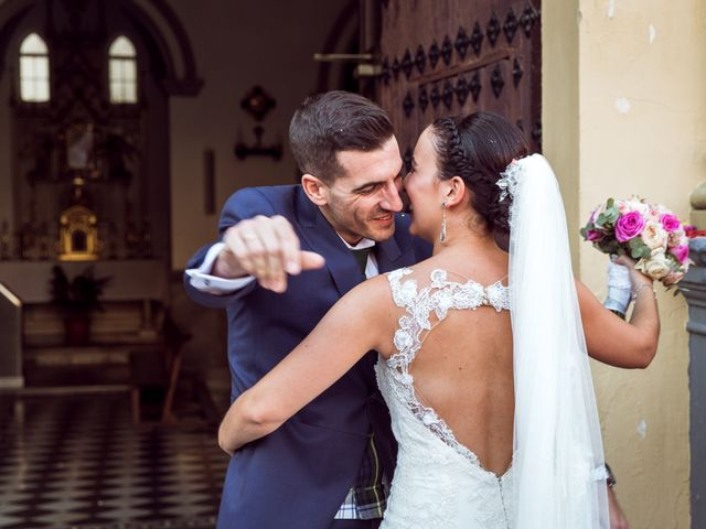 La boda de Jose Luis y Digna en Granada, Granada 4