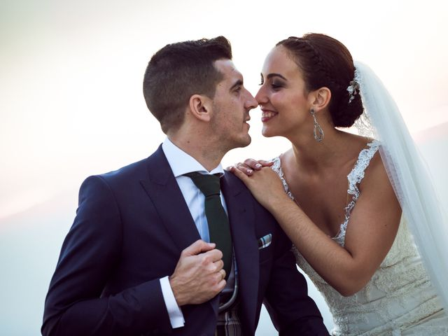 La boda de Jose Luis y Digna en Granada, Granada 5
