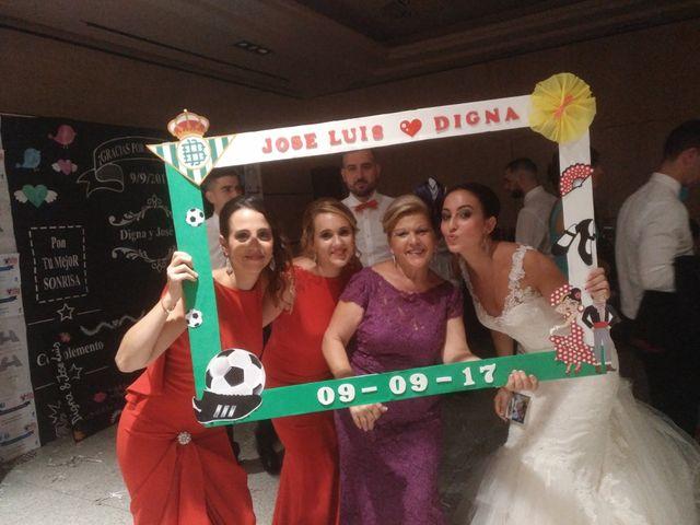 La boda de Jose Luis y Digna en Granada, Granada 18