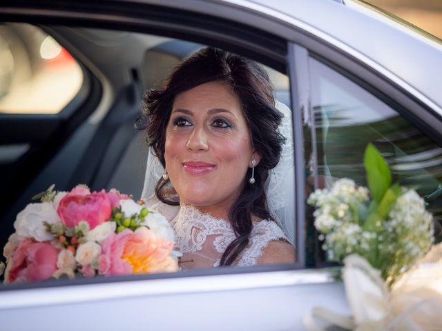 La boda de Simo y Laura en Linares, Jaén 17