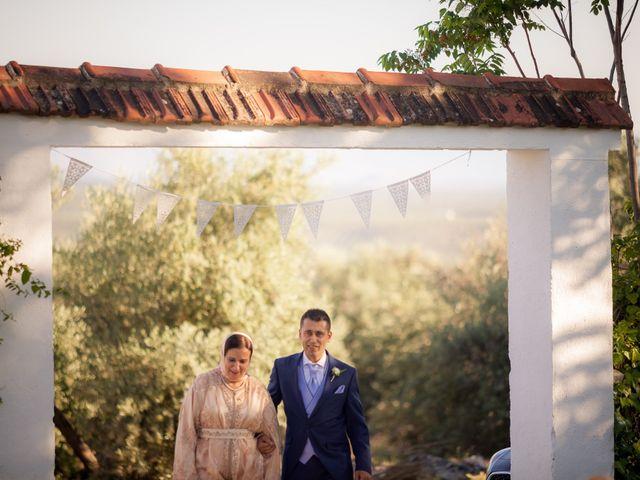 La boda de Simo y Laura en Linares, Jaén 22
