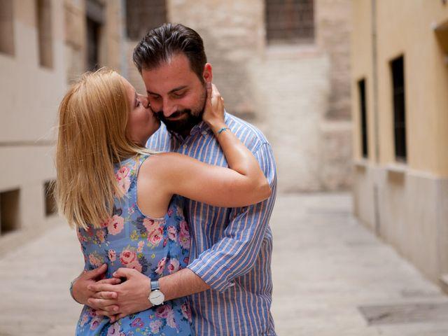 La boda de Massi y Asun en El Puig, Valencia 2