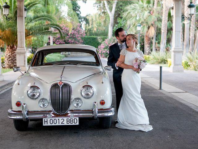 La boda de Massi y Asun en El Puig, Valencia 50
