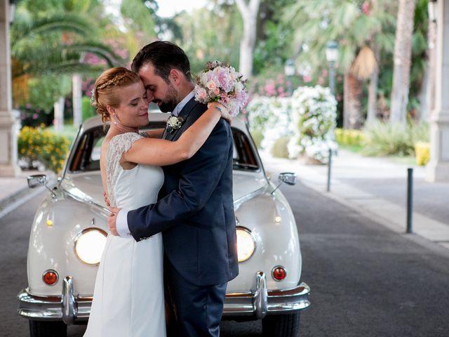 La boda de Massi y Asun en El Puig, Valencia 51