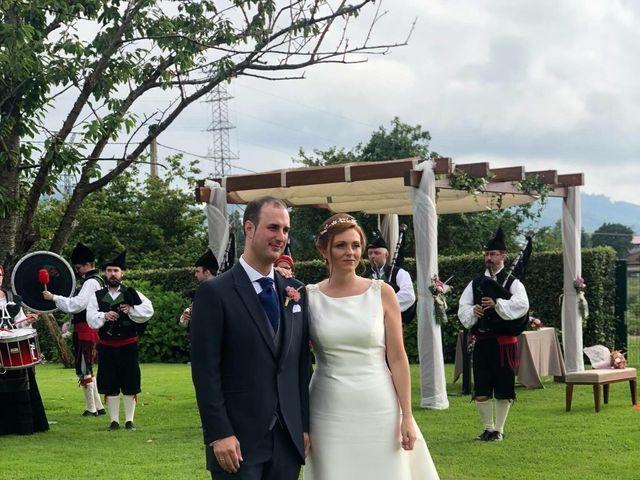 La boda de Miguel y Bárbara en Villaviciosa, Asturias 9