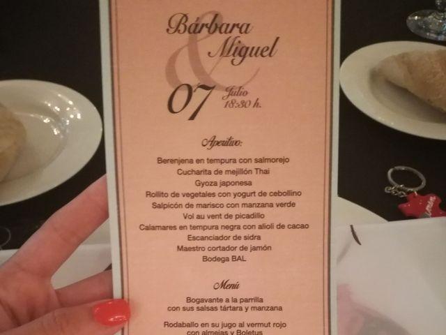 La boda de Miguel y Bárbara en Villaviciosa, Asturias 11